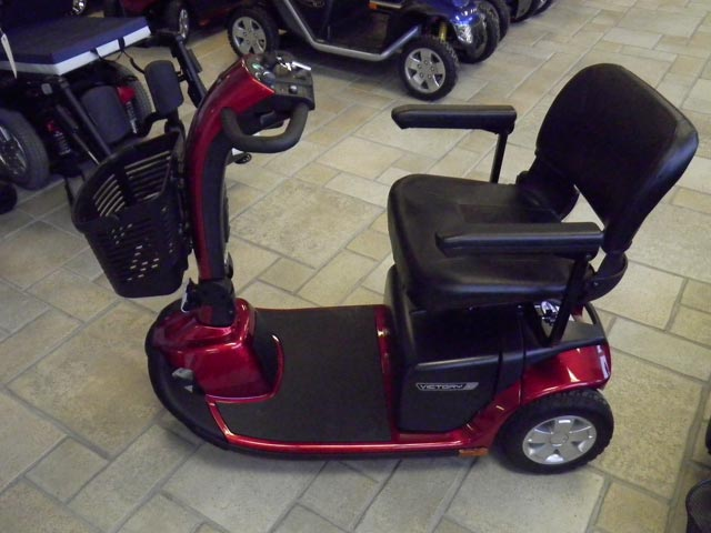 Pride Victory 10 3 Wheel Scooter