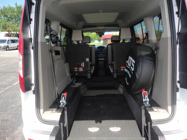 2016 Ford Transit Connect Titanium Ats Conversion