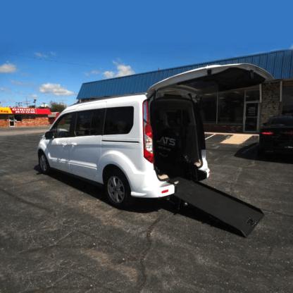 2016 Ford Transit Connect Anium Ats Conversion Previous Next
